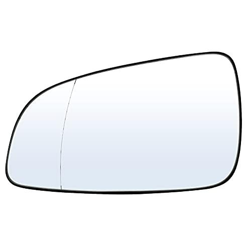 LIBWX Retrovisor Izquierdo/Derecho, Espejo De Cristal Repuesto para Opel Astra H 5...