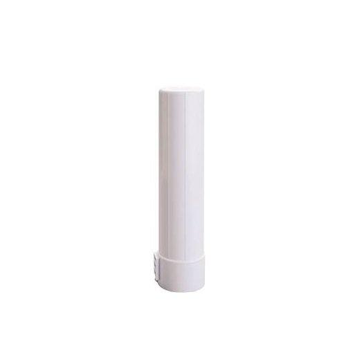 Rubbermaid #8257UN Univ Cup Dispenser, White