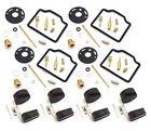Ultimate Carburetor Repair Rebuild Kit & Floats - Compatible with Honda CB750 CB750K - 1972-1976
