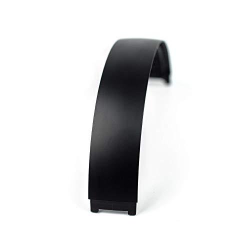 Muslady Repuesto de diadema de reparación superior para auriculares inalámbricos Studio 3 Negro