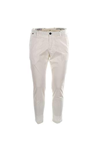 AT.P.CO Pantalone Uomo 44 Bianco A201sasa45 Tc608/ta 1/20 Primavera Estate 2020