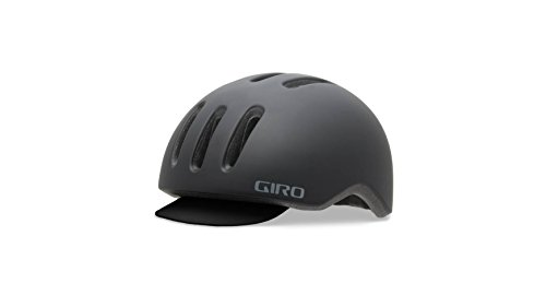 Giro Fahrradhelm Reverb - Casco de Ciclismo Multiuso, Color Negro, Talla 55-59 cm