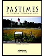 Pastimes - The Context of Contemporary Leisure (3rd, 05) by Russell, Ruth V [Paperback (2005)]