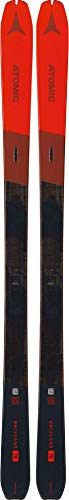 ATOMIC Backland 78 - Esquís para Hombre, Rojo/Negro, 163