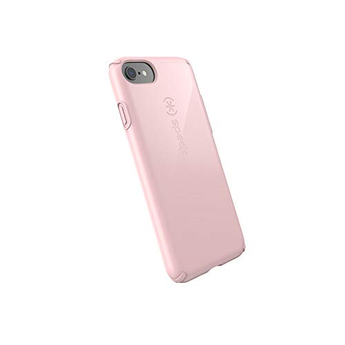 Speck CandyShell Lite iPhone SE 2020 Hülle/iPhone 8 Hülle, auch passend für iPhone 7, iPhone 6S, Quartz Pink (124747-C222)
