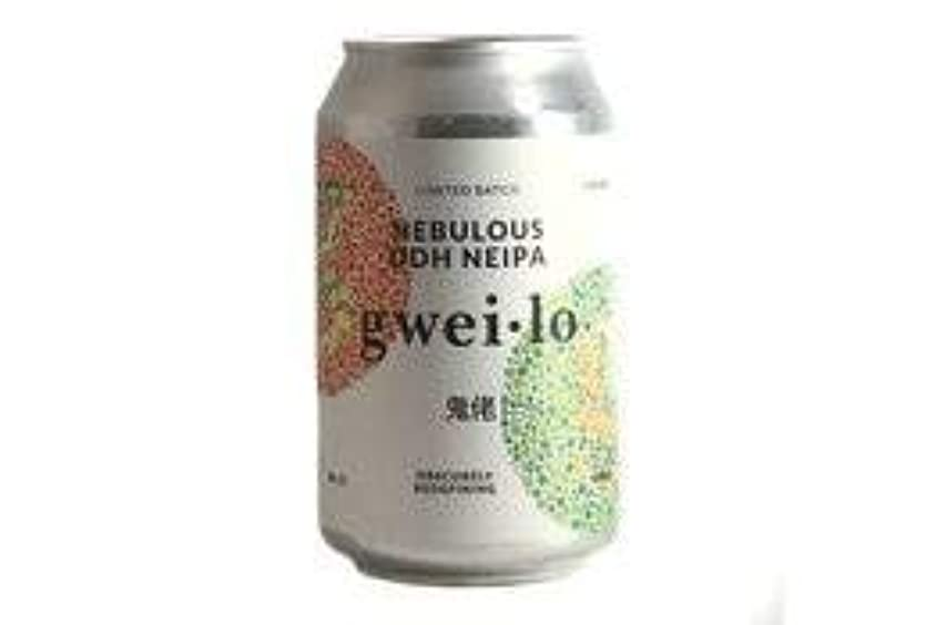 署名コーヒー役員【クラフトビール3本セット】 香港 グウァイロ ネビュラス DDH NEIPA Gweilo Nebulous DDH NEIPA Can 330ml