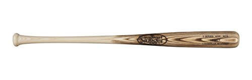Louisville Slugger Legacy Series 5 Ash M110 Unfinished Baseball Bat 33 inch/30 oz Flame