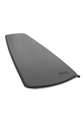 Therm-a-Rest Trail Scout Self-Inflating Foam Camping Mat, Standard Valve, Small - 20 x 47 Inches