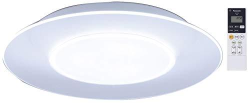 パナソニック LEDシーリングライト AIR PANEL LED 調光・調色タイプ リモコン付 ~12畳 スタンダードモデル HH-CF1292A