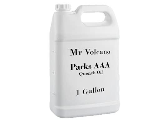 Mr Volcano AAA Quench Oil for Heat Treating Knives and Tools - 1 Gallon