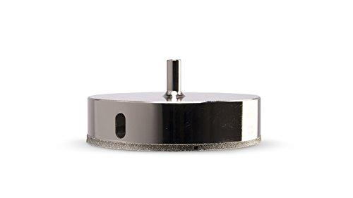 Rubi 5982 Brocas EASYGRES Ø, Plateado, diámetro de 120 mm