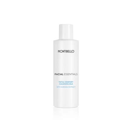 montibello Facial Essentials. Total Confort Cleansing Milk