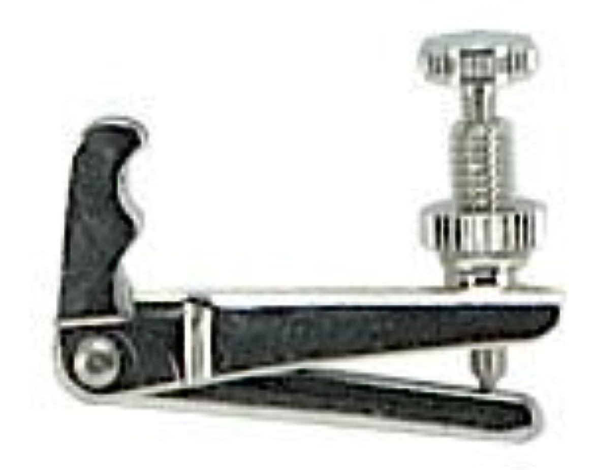 メトロポリタンアスペクトながらWittner ウィットナー ヴァイオリン用アジャスター(幅広溝タイプ) (904-014 ニッケル)