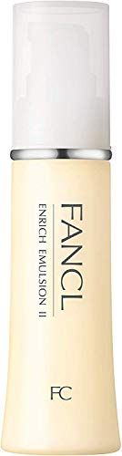FANCL(ファンケル)『エンリッチ乳液Ⅱしっとり』