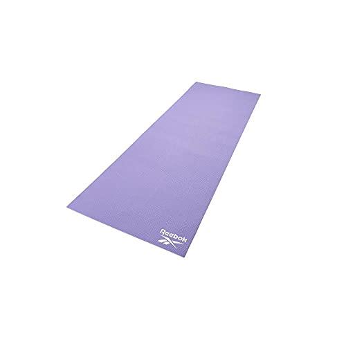 Reebok RAYG-11022PL Esterilla de Yoga, Púrpura, 173 x 61 x 0.4 cm