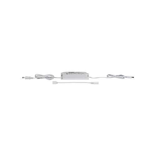 Paulmann 70823 MaxLED Power Supply 36VA LED Stripes DC Weiß für MaxLED-Strips bis maximal 36W Vorschaltgerät