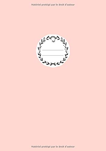 DOT GRID JOURNAL: A5 Carnet De Notes Pointillés Pour Bullet Journaling, Lettering, Art Notes | 110 Pages Avec Papier Pointillé | Dotted Notebook Cahier | Rose