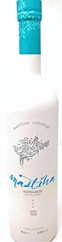 Katsaros Mastiha Likör von Chios 22% alc 0,7 l