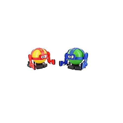 Golpeador de Globos de Lucha Robo, golpeadores de Globos, Juguete Interactivo de descompresión de Lucha Robot Boy Girl, Adecuado para Padres e Hijos