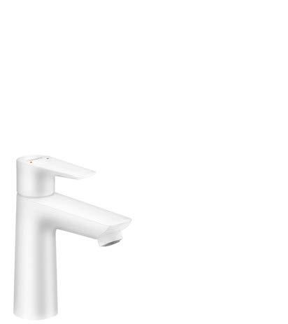 Hansgrohe Waschtischmischer 110 Talis E mattweiss, 71710700