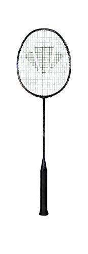 Carlton Vapour Trail 78 Badminton Racket, Black/Silver