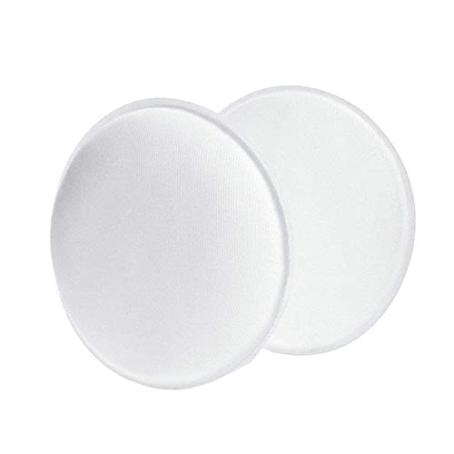 Absorvente lavável para seios c/ 4 unidades, Medela, Branco, pacote de 4