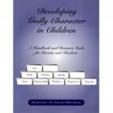 developing a godly character - 1