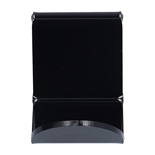 Cabide de controle de jogo, 2 peças pretas exclusivas de alta resistência para sala de jogos
