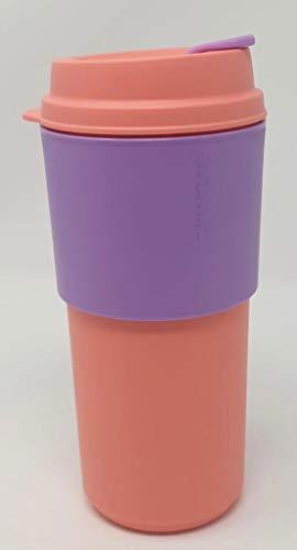 Tupperware to Go Becher 490 ml 490ml rosa lila Thermobecher Kaffeebecher