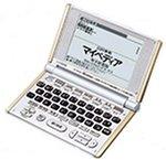 CASIO Ex-word XD-H6400 電子辞書 生活系充