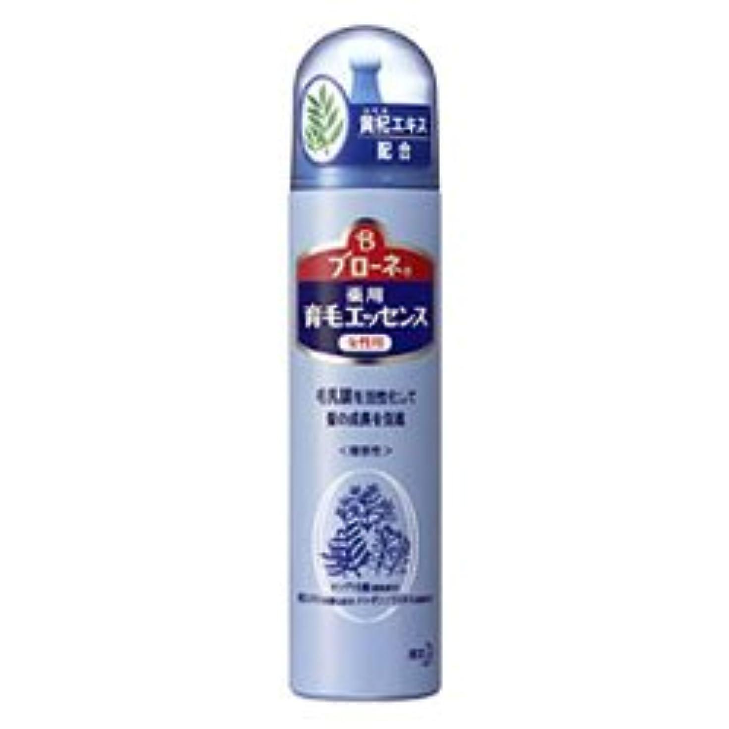 パッケージ実験アルコーブ【花王】ブローネ 薬用育毛エッセンス 130g ×20個セット
