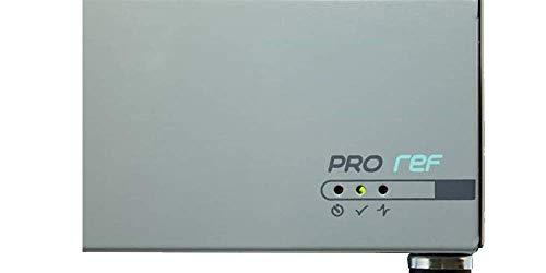 , Pro Ref 2000W. Supresor de Picos y regulador de Voltaje enfocado a refrigeradores o equipos con compresor que necesiten protección especial (retraso de tres minutos al encendido...