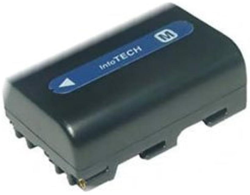Batería de Litio Recargable Compatible para cámara/videocámara Digital para: Sony NP FM50 NP FM30 NP FM51 NP FM65 NP QM51 FM QM51 FM QM50 NP QM51D INFOLITHIUM M Series