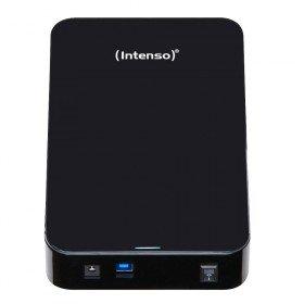 INTENSO 6031212, 4 TB, Schwarz, Externe Festplatte, 3.5 Zoll