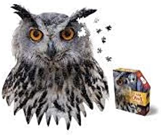 Madd Capp I am Owl Puzzle and Puzzle Saver Kit