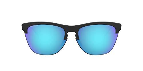 Oakley Frogskins Lite 937402 Gafas de sol, Matte Black, 63 para Hombre