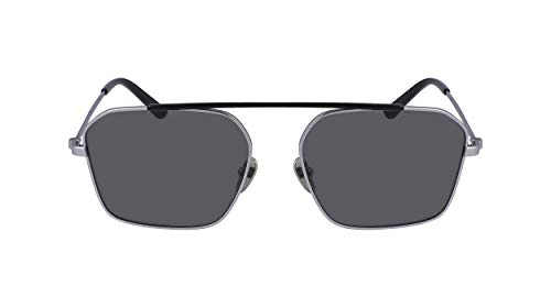Calvin Klein EYEWEAR CK19148S gafas de sol, DARK SILV, 5717 para Hombre