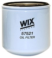 Price comparison product image WIX Filters - 57521 Heavy Duty Spin-On Lube Filter,  Pack of 1