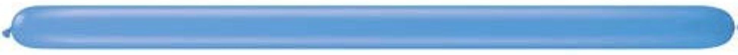 Qualatex ★260Q★ファッションカラー(単色)約100入 ペリウィンクル 【風船 バルーン】【マジックバルーン】 【ペンシルバルーン】【ツイストバルーン】【バルーンアート】【縁日】【お祭り】