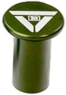 Voodoo 13 DBNS-0100HG Hard Green Anodized Drift button