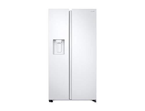 Samsung RS68N8240WW/EF réfrigérateur-congélateur Autonome Blanc 617 L A+ - Réfrigérateurs-congélateurs (617 L, Pas de givre (réfrigérateur), SN-N, 12 kg/24h, A+, Blanc)