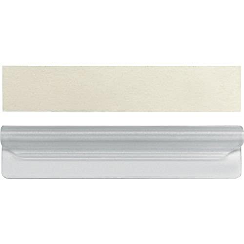 Leitz 52610000 - Visor para carpetas colgantes (75 mm, fácil extraíble, plástico/papel, 5 unidades), transparente/blanco