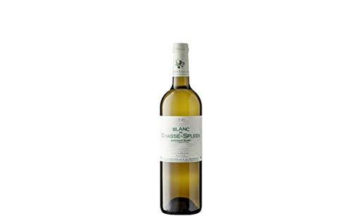 X6 Blanc de Chasse Spleen 2017 75 cl AOC Bordeaux Blanc Sec Vino Blanco