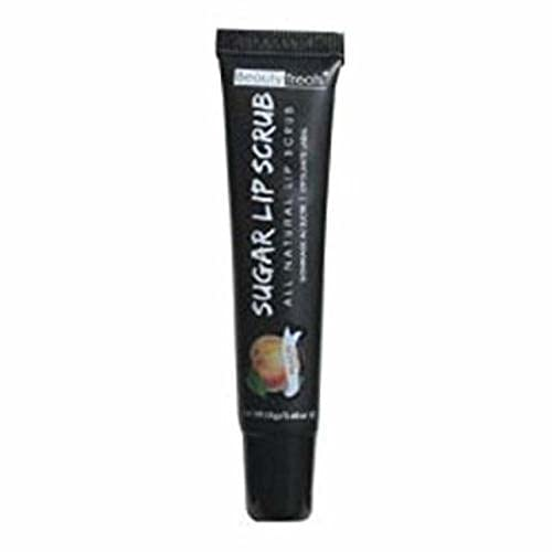 BEAUTY TREATS Sugar Lip Scrub - Peach