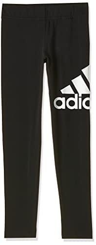 adidas GN4081 G BL Leg Leggings Bambina Black/White 910Y