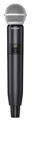 シュアー SHURE GLXD24J SM58 ハンドヘルド型 ワイヤレスシステム ワイヤレスマイク