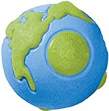 Planet Dog Glow in the Dark Orbee Planet Ball - Durable Chew-Fetch Dog Ball, Tough & Durable Dog Toys for Chasing, Retrieving and Training