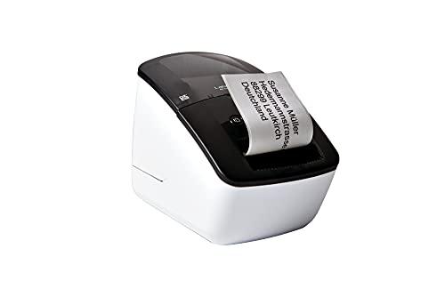 """Brother QL700 - Impresora de etiquetas profesional con tecnología térmica directa (función """"Conectar y Etiquetar"""")"""