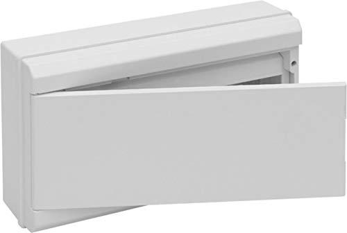 Solera 704CB - Conjunto de caja, tapa, marco y puerta blanco para...