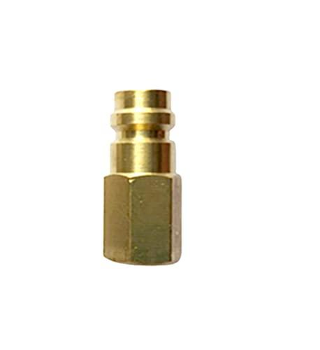 XIAOFANG 1 Stück Flaschenadapter R134A 1/4